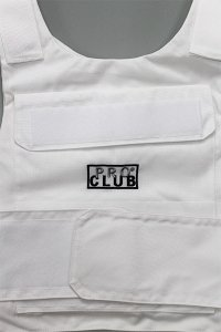<img class='new_mark_img1' src='https://img.shop-pro.jp/img/new/icons16.gif' style='border:none;display:inline;margin:0px;padding:0px;width:auto;' />PROCLUB LIMITED VEST BOX LOGO 【WHT】