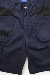 <img class='new_mark_img1' src='https://img.shop-pro.jp/img/new/icons16.gif' style='border:none;display:inline;margin:0px;padding:0px;width:auto;' />PROJOB WORKWEAR CARGO SHORTS 【NVY】