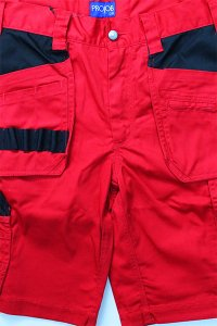 <img class='new_mark_img1' src='https://img.shop-pro.jp/img/new/icons16.gif' style='border:none;display:inline;margin:0px;padding:0px;width:auto;' />PROJOB WORKWEAR CARGO SHORTS 【RED】