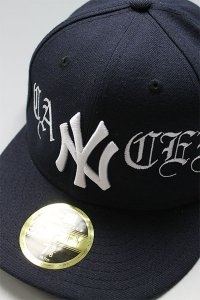 <img class='new_mark_img1' src='https://img.shop-pro.jp/img/new/icons16.gif' style='border:none;display:inline;margin:0px;padding:0px;width:auto;' />CANT CLOTHING CUSTOM NEWERA 59fifty LOW YANKEES【NVY】