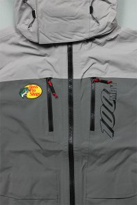 <img class='new_mark_img1' src='https://img.shop-pro.jp/img/new/icons16.gif' style='border:none;display:inline;margin:0px;padding:0px;width:auto;' />BassProShops 100MPH GORE-TEX JACKET  【GRY/BLK】