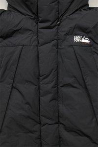 <img class='new_mark_img1' src='https://img.shop-pro.jp/img/new/icons16.gif' style='border:none;display:inline;margin:0px;padding:0px;width:auto;' />FIRST DOWN MOUNTAIN DOWN JACKET 【BLK】