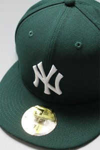 NEWERA 59fifty NEWYORK YANKEES 1996 WORLD SERIES【D.GRN/PINK】