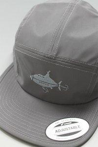 ツリジャンキー REFLECTIVE CAP 【GRY】