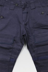 8&9 STRAPPED PANTS 【NVY】