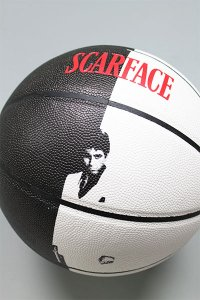 SHOE PALACE×SCARFACE BASKETBALL【WHT/BLK】