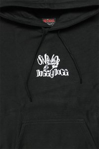 SHOE PALACE×JOE COOL HOODIE SNOOP DOGG【BLK】
