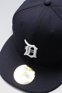NEWERA 59fifty TIGERS【NVY】