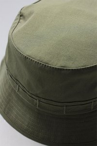 re:new RIPSTOP JUNGLE HAT【OLV】