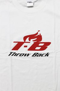 <img class='new_mark_img1' src='https://img.shop-pro.jp/img/new/icons16.gif' style='border:none;display:inline;margin:0px;padding:0px;width:auto;' />THROWBACK 2000 T BLAZE LOGO S/S TEE 【WHT】