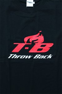 <img class='new_mark_img1' src='https://img.shop-pro.jp/img/new/icons16.gif' style='border:none;display:inline;margin:0px;padding:0px;width:auto;' />THROWBACK 2000 T BLAZE LOGO S/S TEE 【BLK】