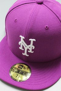 NEWERA 59fifty METS 2000 WORLD SERIES【PUR】
