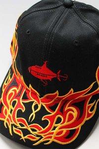 ツリジャンキー BLAZE LOW CAP 【BLK】