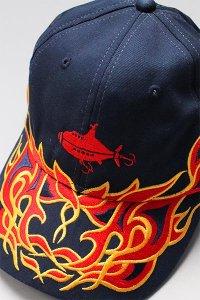 ツリジャンキー BLAZE LOW CAP 【NVY】