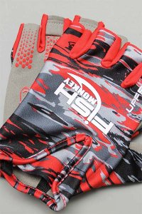 <img class='new_mark_img1' src='https://img.shop-pro.jp/img/new/icons16.gif' style='border:none;display:inline;margin:0px;padding:0px;width:auto;' />FISH MONKEY SUN GLOVE【RED CAMO】