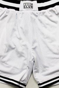 PROCLUB HEAVY WEIGHT BASKETBALL SHORTS 【WHT/BLK】