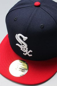 NEWERA 59fifty WHITE SOX ALLSTAR GAME【NVY/RED】