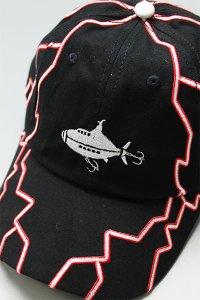 ツリジャンキー THANDER LOW CAP 【BLK】