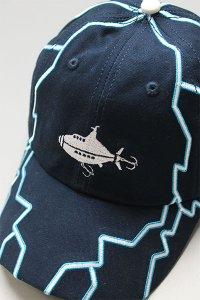 ツリジャンキー THANDER LOW CAP 【NVY】