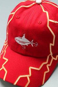 ツリジャンキー THANDER LOW CAP 【RED】