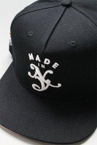 ART is EPIC ALL CITY SNAP BACK CAP【BLK】