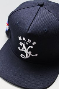 ART is EPIC ALL CITY SNAP BACK CAP【NVY】