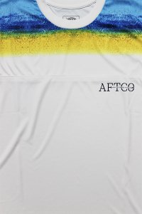 AFTCO DRY L/S TEE MOJO【WHT/AST】