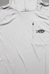 AFTCO DRY HOODIE JASON【GRY/NVY】