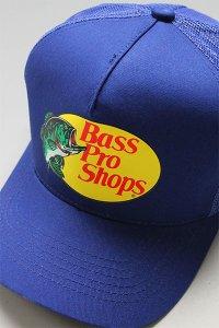 BassProShops LOGO MESH CAP【BLU】