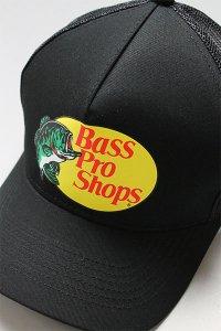 BassProShops LOGO MESH CAP【BLK】