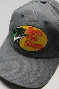 BassProShops DUCK LOGO CAP【GRY】