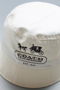 REMAKE PRODUCT COACH HAT【NAT】
