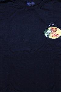 BassProShops L/S TEE LOGO【BLK】
