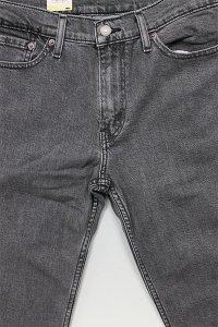 Levi's 511 SLIM FIT DENIM PANTS【BLK】
