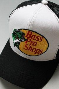 BassProShops LOGO MESH CAP EMBROIDERY【BLK】