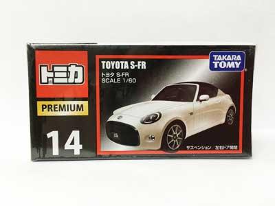 トミカプレミアム14 トヨタ S-FR TMC00327