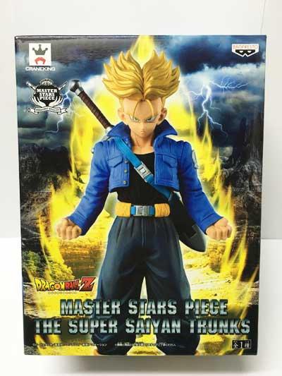ドラゴンボールZ MASTER STARS PIECE THE SUPER SAIYAN TRUNKS 超サイヤ人トランクス DP0012
