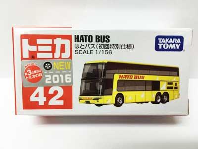 トミカ 42 はとバス(初回特別仕様) TMC00262