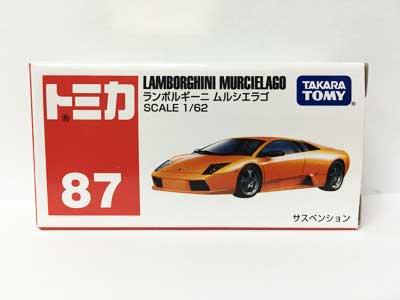 トミカ 87 ランボルギーニ ムルシエラゴ TMC00618