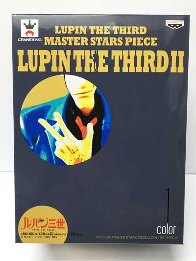 ルパン三世 MASTER STARS PIECE LUPIN THE THIRD II ルパン三世ver.2 OPZ0110 1枚目