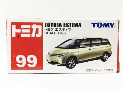 トミカ NO.99 トヨタ エスティマ(中国製)