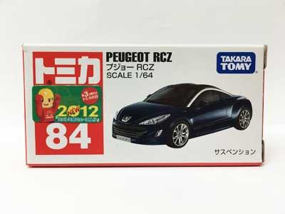 トミカ 84 プジョー RCZ TMC00509