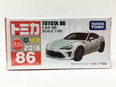 トミカ 86 トヨタ 86