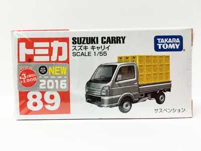 トミカ 89 スズキ キャリイ(新車シール付) TMC00651