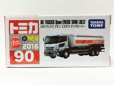 トミカ 90 UDトラックス クオン エネオス タンクローリー