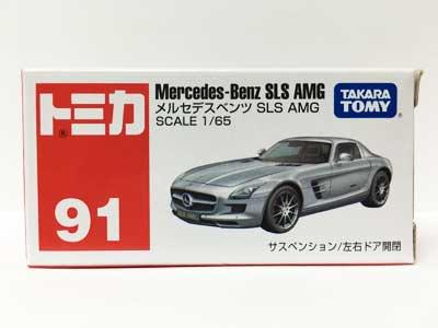 トミカ 91 メルセデスベンツ SLS AMG TMC00410