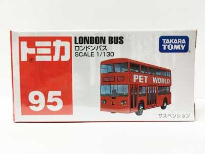 トミカ 95 ロンドンバス
