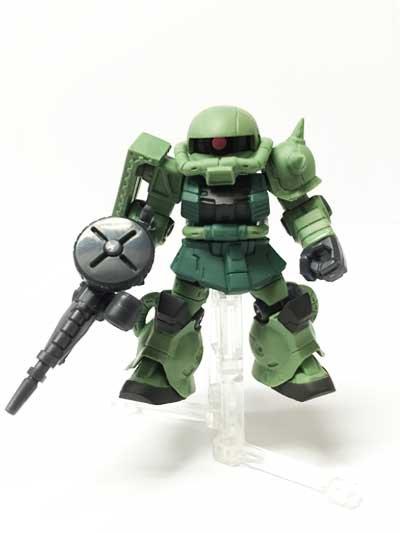 機動戦士ガンダム MOBILE SUIT ENSEMBLE 01 ザク