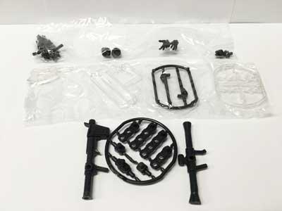 機動戦士ガンダム MOBILE SUIT ENSEMBLE 01 MS武器セット