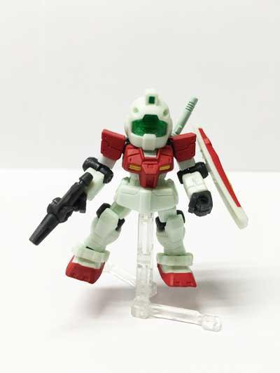 バンダイ 機動戦士ガンダム MOBILE SUIT ENSEMBLE 02 ジム GU0011